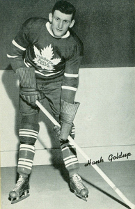 NHL Oldtimer organizer and former Leaf Hank Goldup wants to play Czechs