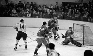 50 Years Ago in Hockey - Wings, Crozier Rebound to Best Habs
