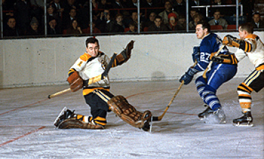 50 Years Ago in Hockey - Big Night for the Big M