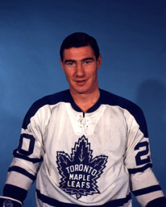 Bob Pulford fired a pair of goals for Toronto