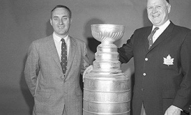 50 Years Ago in Hockey - Smythe Sours on Vancouver