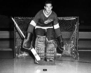 Carl Wetzel - Detroit native had a rough NHL debut.