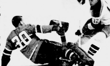 50 Years Ago in Hockey - Habs Rout Rangers