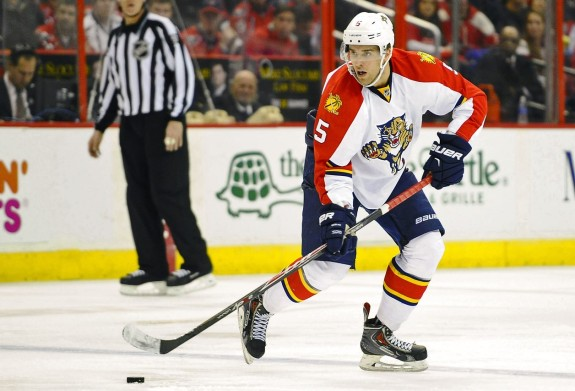 Aaron Ekblad, Florida Panthers, NHL, Hockey