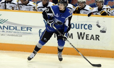 Adam Marsh -- The Next Ones: NHL 2015 Draft Prospect Profile