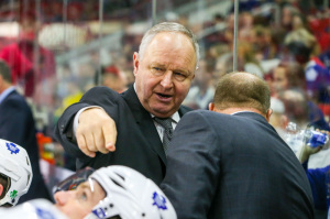 Randy Carlyle (Photo Credit: Andy Martin Jr)