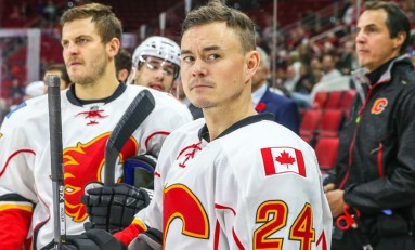 Calgary Flames Year-End Awards