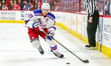 The Rangers Need Ryan McDonagh to Carry Their Defense