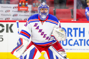 New York Rangers goalie Henrik Lundqvist  (Photo Credit: Andy Martin Jr)
