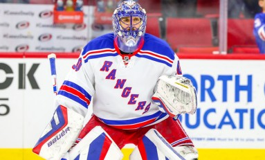 Lundqvist's 100-Save Brilliance Can't Mask Rangers' Defensive Woes