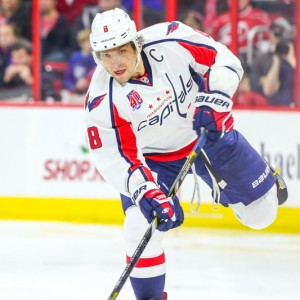 Alexander Ovechkin - Photo By Andy Martin Jr