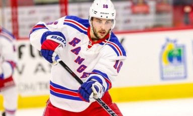 Derick Brassard Has Blossomed with the Rangers