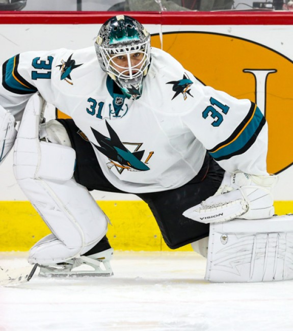 (Photo Credit: Andy Martin Jr) Antti Niemi and Kari Lehtonen are good friends and will now be teammates. Question is, who's the Dallas Stars' starting goaltender? That remains to be seen and it might be best to avoid both from a fantasy perspective.