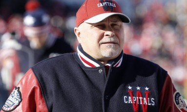 Barry Trotz Is Coming Home