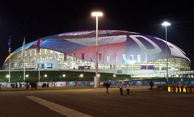 KHL All Stars Played in Sochi Last Sunday