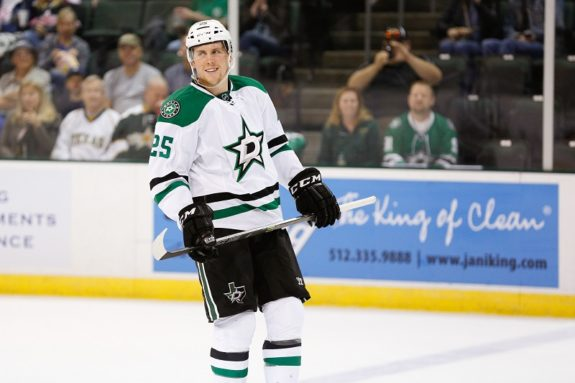 Brett Ritchie Dallas Stars