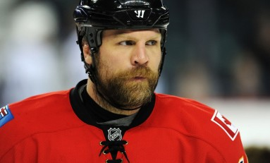 McGrattan Departure a Knockout Blow for Nottingham Panthers?