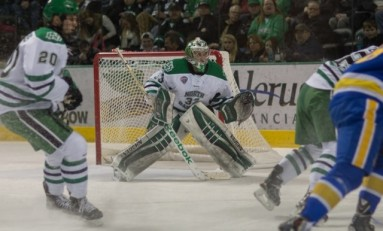 UND Hockey at the Christmas Break