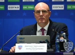 KHL President Chernyshenko