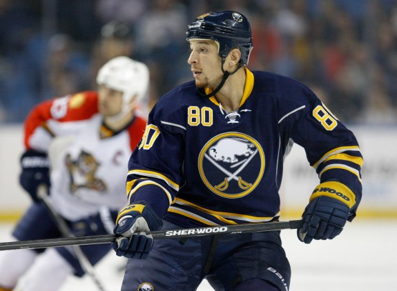 Chris Stewart Buffalo Sabres