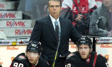 Senators Fire Dave Cameron, Coaching Staff