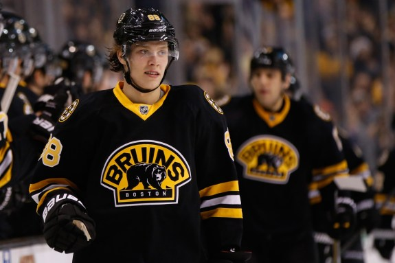 David Krejci Injury David Pastrnak