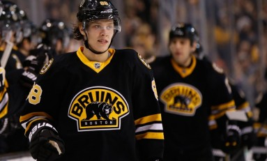 Youngsters Keeping Bruins Afloat