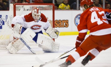 Tokarski Getting a Second Chance with Canadiens