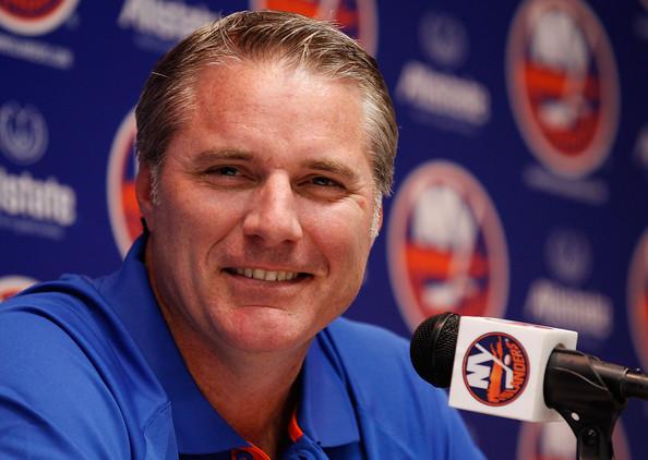 Garth Snow New York Islanders