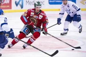 Erik Gustaffson Frolunda Gothenburg