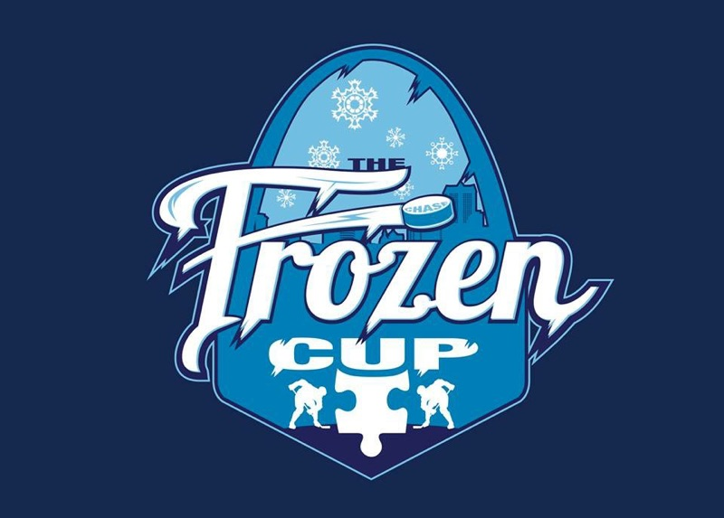 Chaser's Frozen Cup Logo
