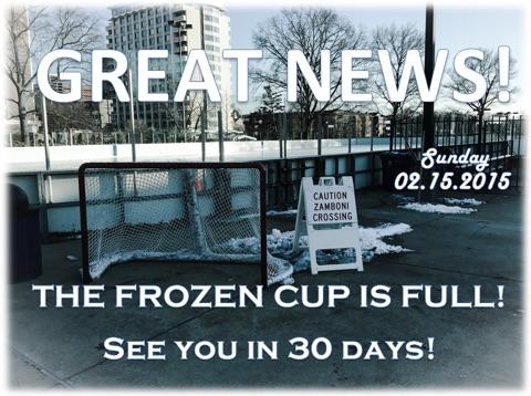 2015 Frozen Cup