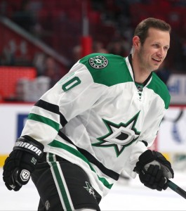 Jason Spezza and the second line have been playing much better recently. (Jean-Yves Ahern-USA TODAY Sports)