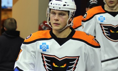 Q&A With Philadelphia Flyers Prospect Jesper Pettersson