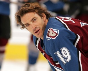Joe Sakic Avs