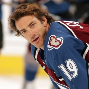 Joe Sakic, NHL Offer Sheet