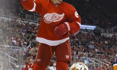 Detroit Red Wings Continue Mastery of Central Division