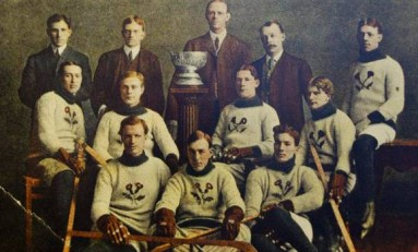 Kenora Thistles Won the Stanley Cup On This Day in 1907