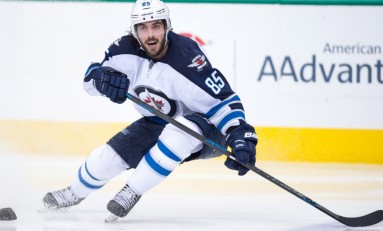 Jets Perreault Needs to Pick up the Pace