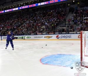 Matt Gilroy KHL Alls Stars 2015