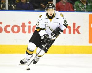 Mitch Marner, OHL, Hockey, London Knights