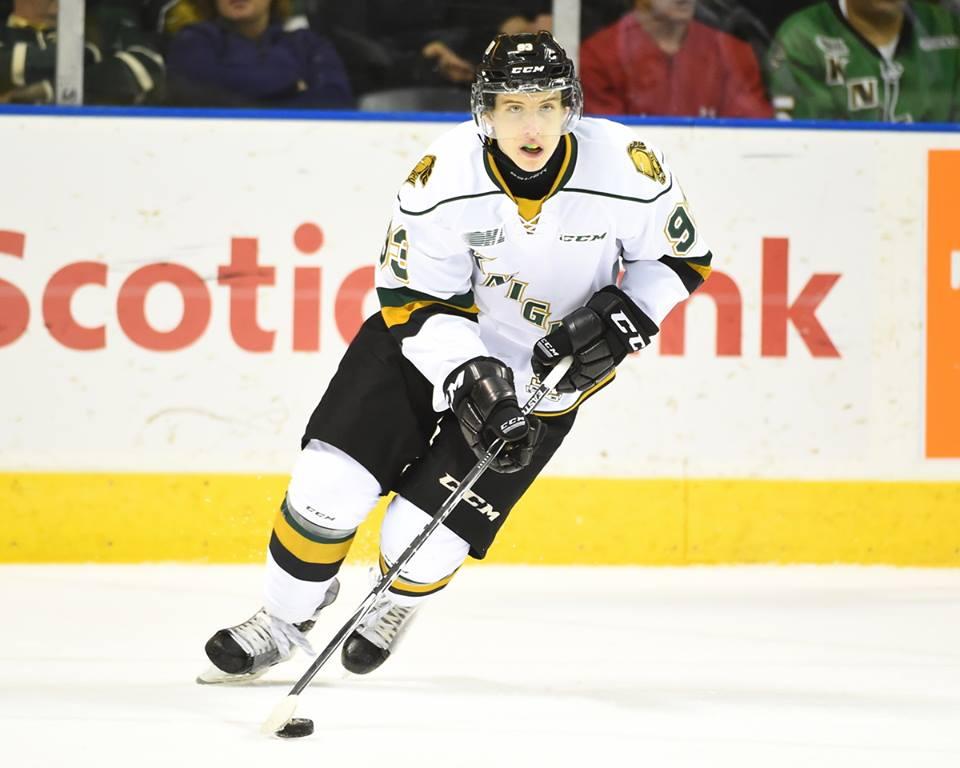 Mitch Marner, OHL, Hockey, London Knights