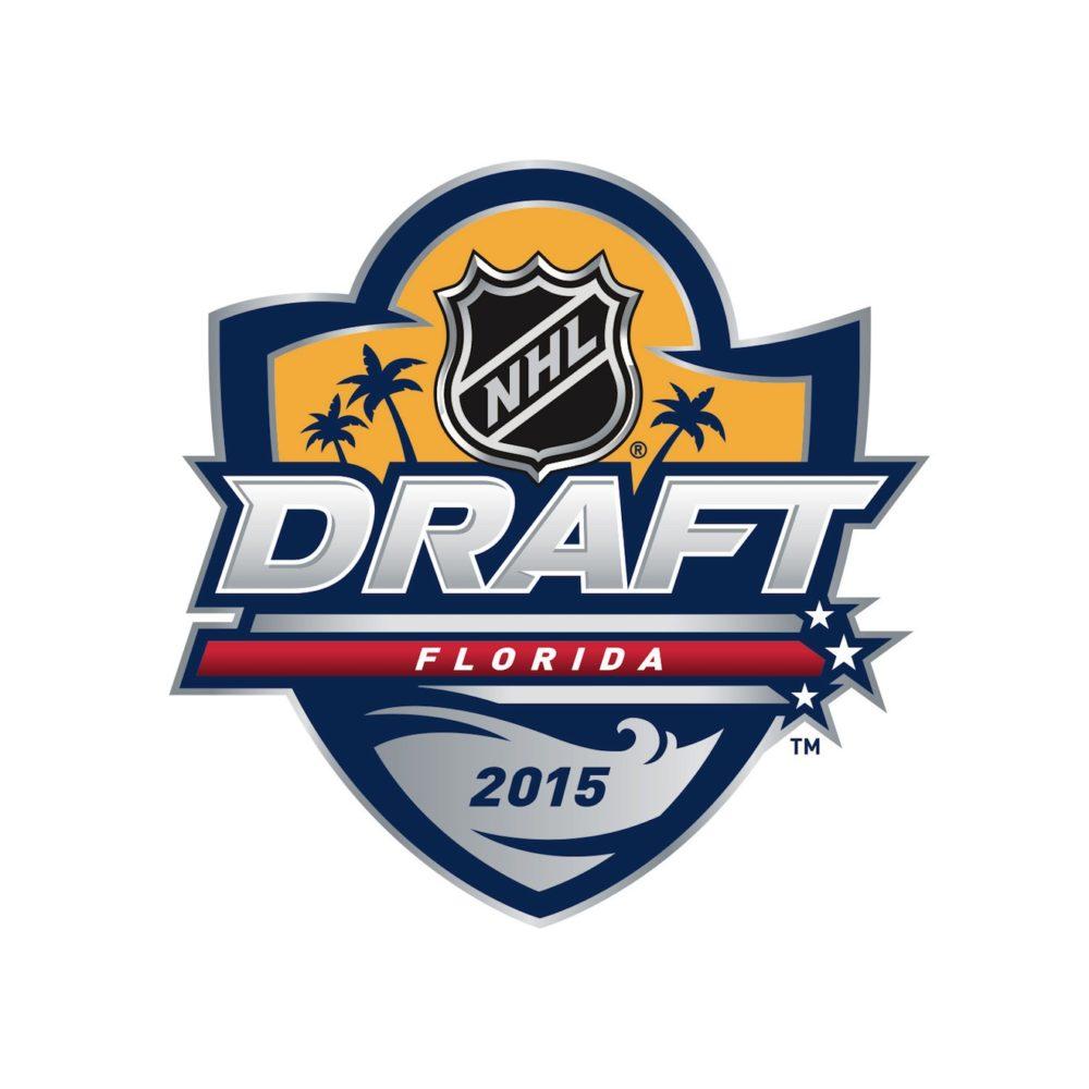 2015 NHL Draft logo