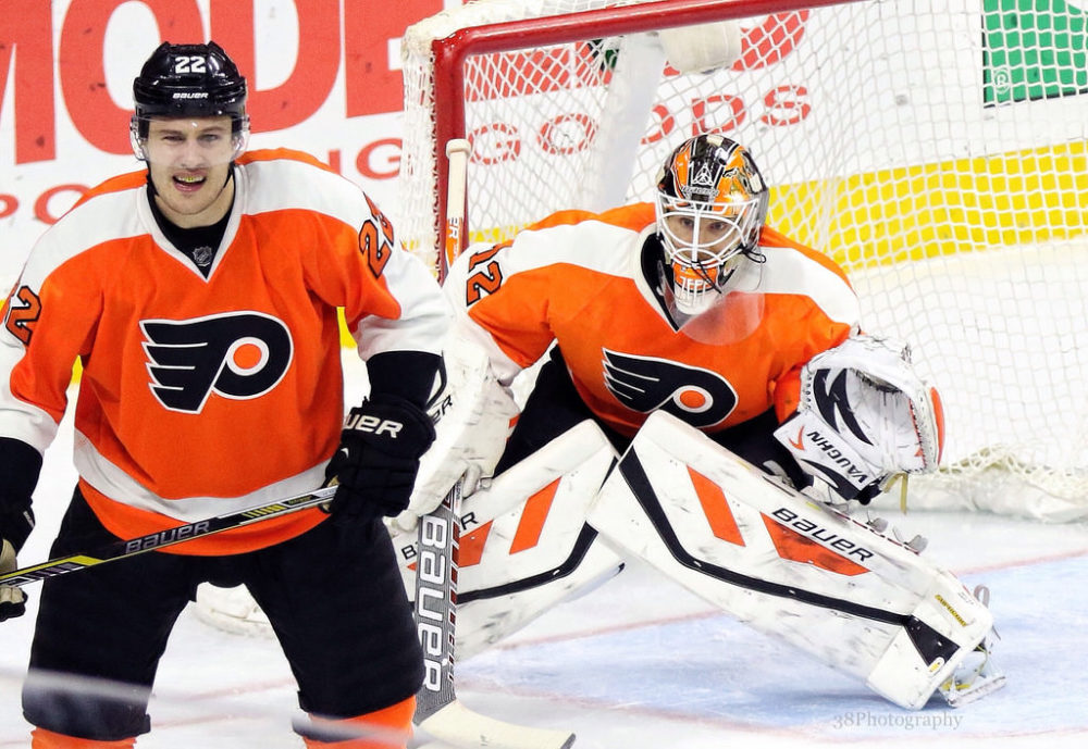 Rob Zepp Philadelphia Flyers