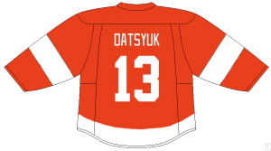 Pavel Datsyuk of the Detroit Red Wings