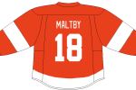 Detroit Red Wings Scout and Former Play Krik Maltby Should Play for the Alumni Team.