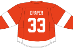 Kris Draper would be a welcomed addition to the Detroit Red Wings alumni team.