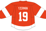 Former Detroit Red Wings captain Steve Yzerman could join the alumni team.