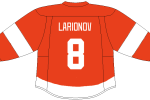 Igor Larionov has already committed to Detroit Red Wings alumni team.