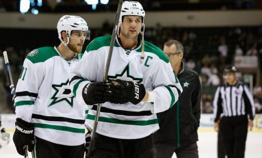 Jamie Benn Stepping up in a Big Way